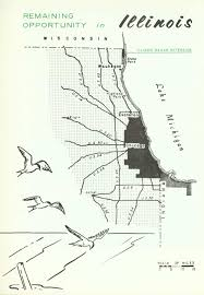 Evanston Illinois Map by National Park Service Great Lakes Shoreline Recreation Area