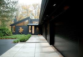 black exterior ideas for a hauntingly beautiful home