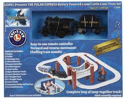 lionel lines polar express set only 50 shipped reg