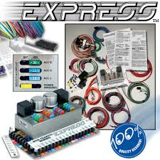 express fuse panel only ron francis wiring