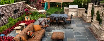 Backyard Paver Patio by Paver Patio Project Photos And Ideas Baron Landscaping