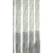 shower curtains at kohls a polyester patterned shower curtain apt 9 zen leaf shower curtain bathroom