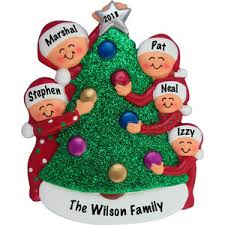personalized ornaments family ornament creations