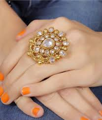 beautiful finger rings images Much more traditional beautiful design gold plated crystal made jpg