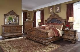Luxury Bedroom Sets Michael Amini Tuscano Traditional Luxury Bedroom Set Melange