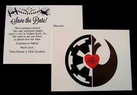wars wedding invitations an wars invitation suite for a more civilized age