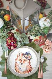 Setting A Table by Autumn Table Tips How To Set A Table For Fall Home Stories A To Z