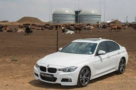 bmw cars south africa bmw powers south africa plant with manure