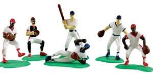 baseball cake topper cake decorating kits toppers baseball baseball figures cake