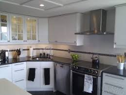 modern backsplash kitchen modern backsplashes for kitchens home intercine