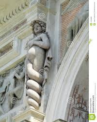 antique statue of meduza villa d u0027este stock photo image 47606880