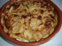 soja cuisine recettes gratin dauphinois à la crème de soja cr eacute ations gourmandes