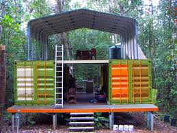 building a house out of shipping containers in building a house