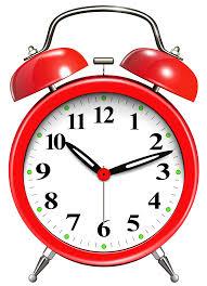 picture of clock clipart clipartxtras