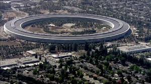 apple u0027s spaceship campus youtube