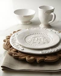 monogrammed dishes heirloom monogrammed salad plates charger plates neiman