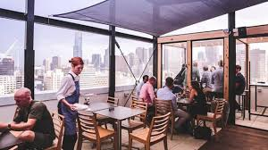 Melbourne Top Bars Melina On Roof Top Rooftop Bar In Melbourne Therooftopguide Com