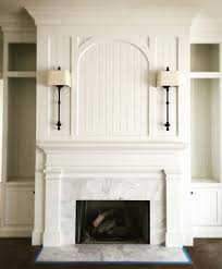 Diy Fireplace Cover Up Best 25 White Fireplace Ideas On Pinterest Fireplace Mantle