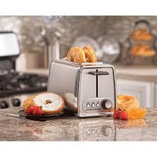 Kitchenaid Orange Toaster Hamilton Beach Modern Toaster Model 22781 Walmart Com