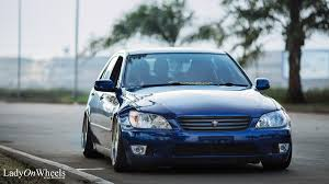 lexus altezza car toyota altezza on work meister indonesian stance and hellaflush