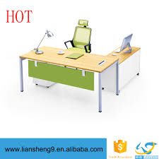 Simple Office Table L Type Office Table L Type Office Table Suppliers And