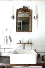 Kichler Bathroom Mirrors Bathroom Mirror For Fashioned Mirrors Idea 20 Sakuraclinic Co