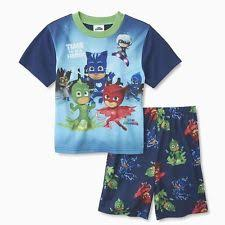 pj masks pajama sets sizes 4 u0026 boys ebay