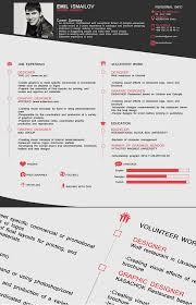 Free Visual Resume Templates Free Cv Resume Psd Templates Freebies Graphic Design Junction
