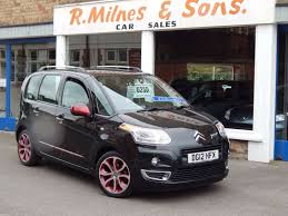 used citroen c3 picasso cars for sale motors co uk