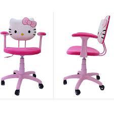 Chaise De Bureau Hello - hellokitty chaise csk 009 adjutable tâche bras chaise de bureau