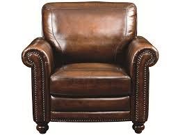 bassett hamilton motion sofa bassett hamilton 3959 12s traditional leather chair with nail head