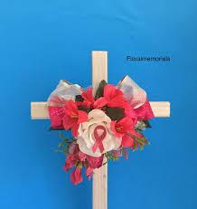 roadside crosses for sale memorial breast cancer pink ribbon cross sale cemetery