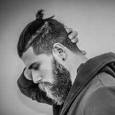 mens hair topknot men s top knot hairstyles men s hairstyles haircuts 2018