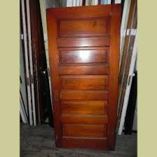 Five Panel Interior Door Doors Antique Interior Architectural Artifacts Toledo Oh