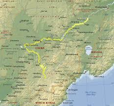 rivers in china map map of songhua river china maps china destinations china