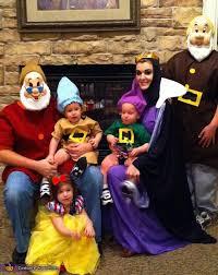 Halloween Dwarf Costume Snow White Dwarfs Family Costume Halloween Costume Contest