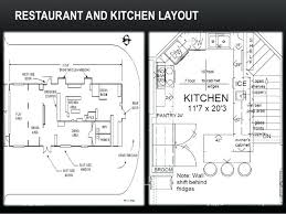 restaurant kitchen layout ideas restaurant layout design restaurant kitchen layout design