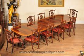 Antique Dining Room Sets by English Antique Dining Tables And Chairs A Guide