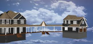 House With Guest House Lake House Tjp Designs U0026 Construction Llc