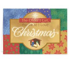 the more i love christmas religious christmas card set walter drake