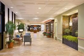nursing home interior design pji lobby reception family lounge design interior design