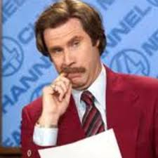 Will Ferrell Meme Origin - the 25 greatest anchorman gifs from gifguide and funny or die