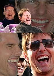 Laughing Face Meme - irti funny picture 3143 tags tom cruise reaction crazy