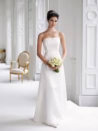 plain wedding dresses wedding decoration plain wedding dresses