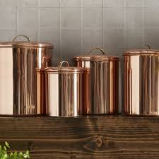 kitchen canisters u0026 jars you u0027ll love wayfair ca