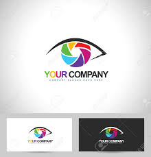 photographer photography design eye photography concept with
