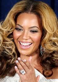 Beyonce Wedding Ring by 10 Celebrity Wedding Rings Celebrity Weddings Too Pinterest