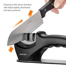 amazon com knife sharpener boocosa professional chef knife
