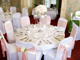 Chair Sashes Wedding Wedding Chair Covers Romantic Decoration