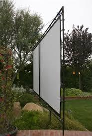 Backyard Theater Ideas Best 25 Outdoor Movie Theaters Ideas On Pinterest Outdoor